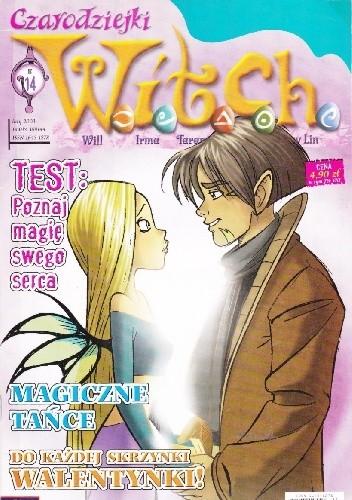Okładka książki W.I.T.C.H. - Pewnego dnia go spotkasz cz.2 (nr 14)