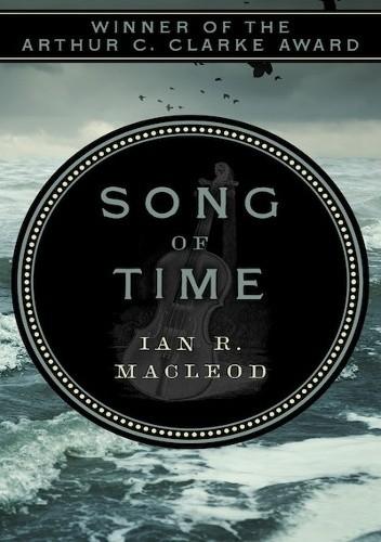 Okładka książki Song of Time