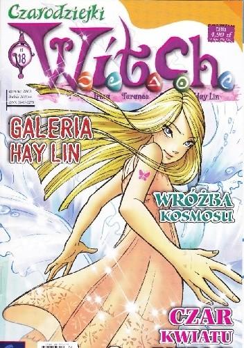 Okładka książki W.I.T.C.H. - Cztery smoki cz.2 (nr 18)