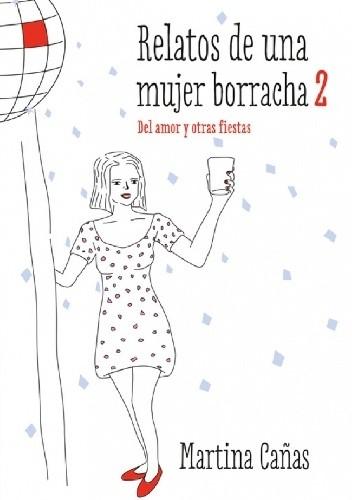 Okładka książki Relatos de una mujer borracha 2