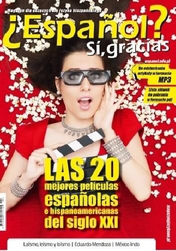 Okładka książki ¿Español? Sí, gracias. Numer 38 (kwiecień/maj/czerwiec 2017)