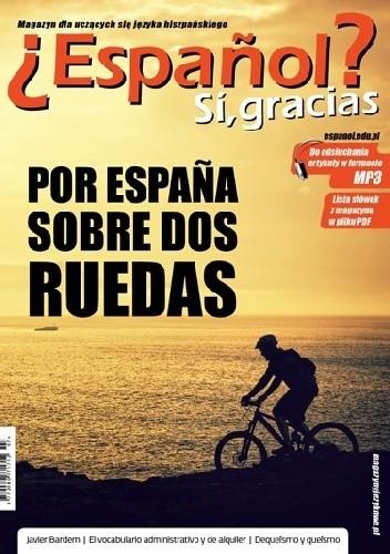 Okładka książki ¿Español? Sí, gracias. Numer 39 (lipiec/sierpień/wrzesień 2017)