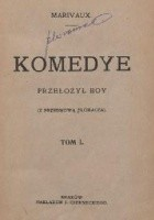 Komedye. T. 1