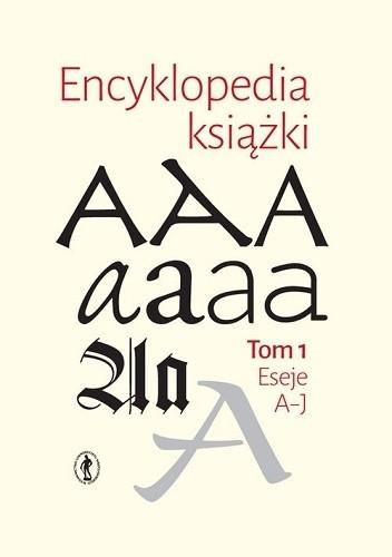 Okładka książki Encyklopedia książki. Tom I i II