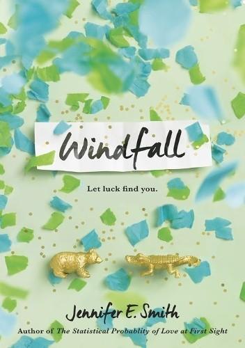 Okładka książki Windfall