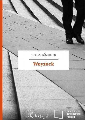 Okładka książki Woyzeck