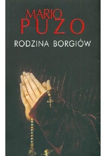 Okładka książki Rodzina Borgiów