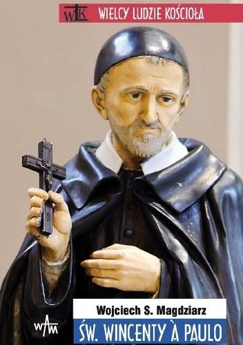 Okładka książki Św. Wincenty à Paulo