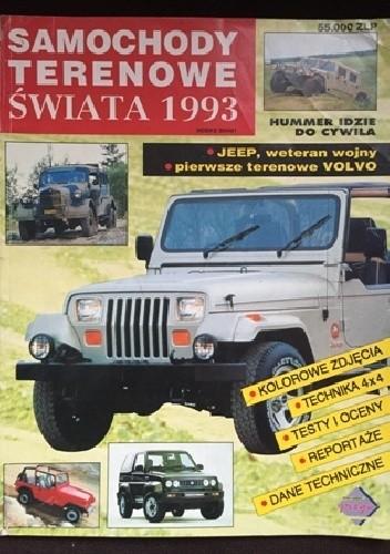 Okładka książki Samochody terenowe świata 1993