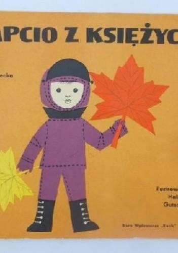 Okładka książki Gapcio z księżyca