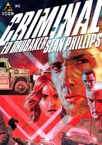 Okładka książki Criminal #2 - Coward