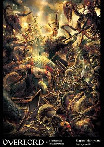 Okładka książki Overlord: Bohaterowie jaszczuroludzi