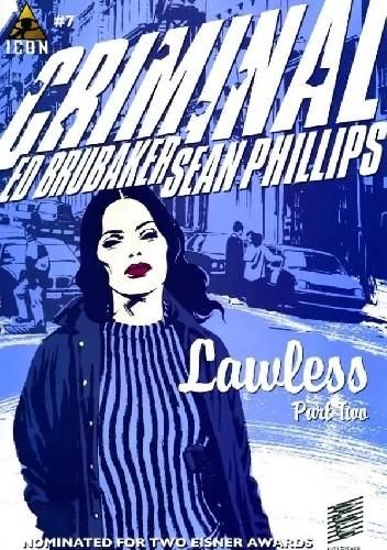 Okładka książki Criminal #7 - Lawless