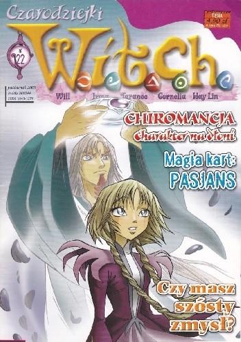 Okładka książki W.I.T.C.H. - Świetlista korona cz. 2 (nr 22)