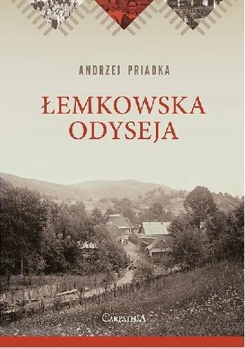 Okładka książki Łemkowska odyseja