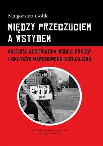 Okładka książki Między przeczuciem a wstydem : kultura austriacka wobec groźby i skutków narodowego socjalizmu