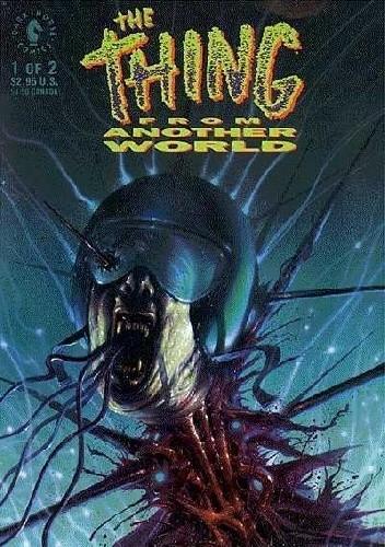 Okładka książki Thing From Another World #1