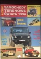 Samochody terenowe świata 1994