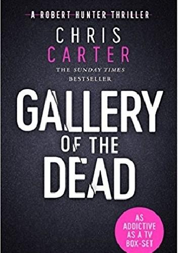 Okładka książki The Gallery of the Dead