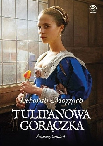 Okładka książki Tulipanowa gorączka