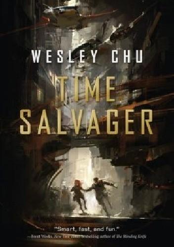 Okładka książki Time Salvager