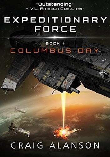 Okładka książki Columbus Day