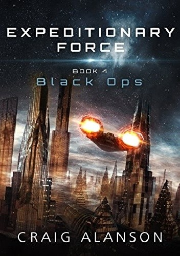 Okładka książki Black Ops