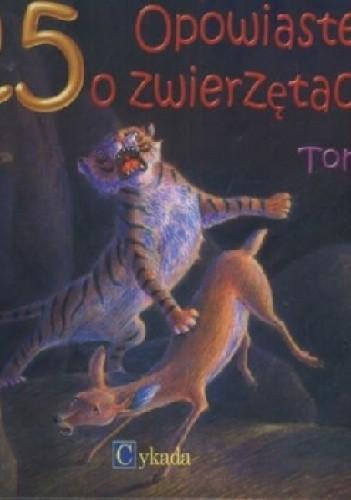 Okładka książki 25 opowiastek o zwierzętach. Tom 3