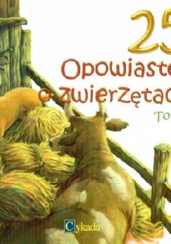 Okładka książki 25 opowiastek o zwierzętach. Tom 4