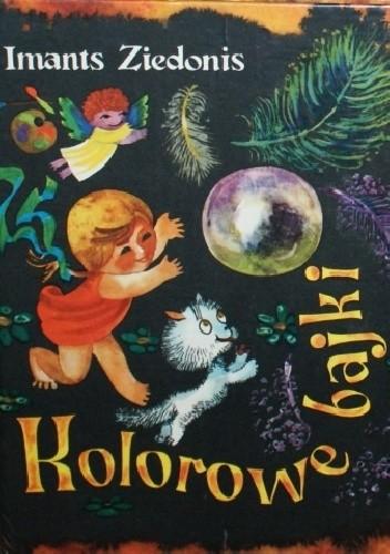 Okładka książki Kolorowe bajki