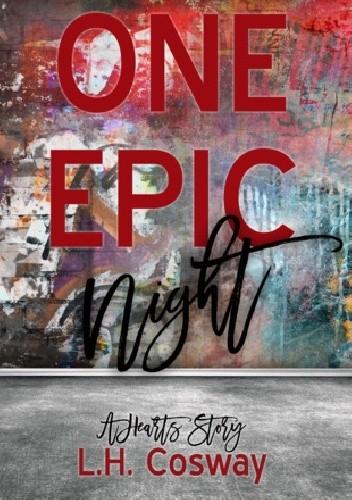 Okładka książki One Epic Night