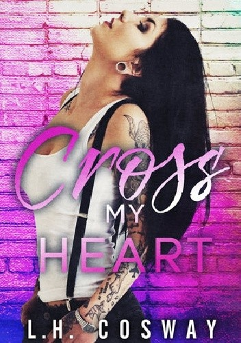 Okładka książki Cross My Heart