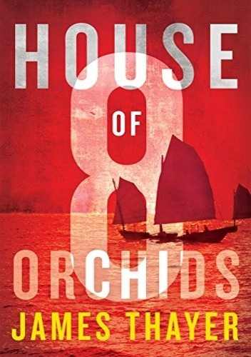 Okładka książki House of Eight Orchids