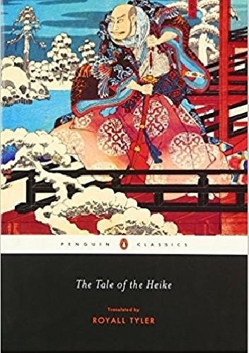 Okładka książki The Tale of the Heike