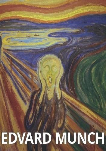 Okładka książki Edvard Munch