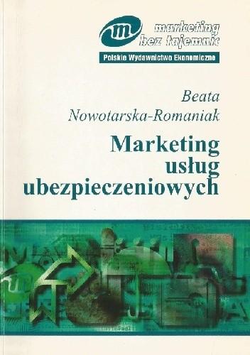 Okładka książki Marketing usług ubezpieczeniowych