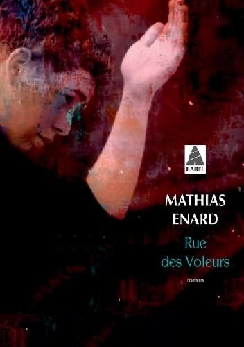 Okładka książki Rue des Voleurs
