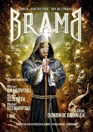 Okładka książki Brama 2(5) 2016