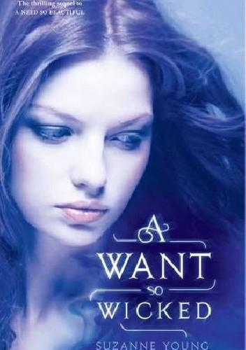 Okładka książki A Want So Wicked