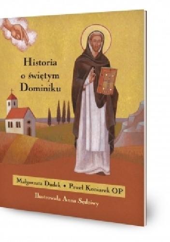 Okładka książki Historia o świętym Dominiku
