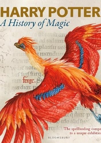 Okładka książki Harry Potter. A History of Magic