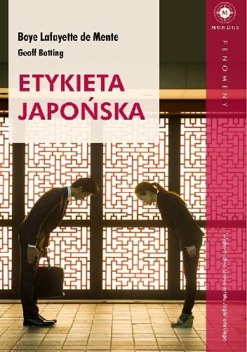 Okładka książki Etykieta japońska