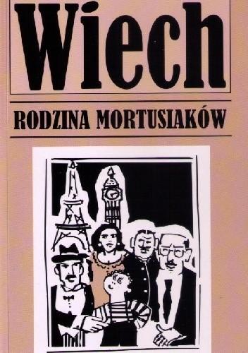 Okładka książki Rodzina Mortusiaków