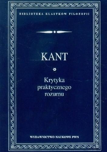 Okładka książki Krytyka praktycznego rozumu