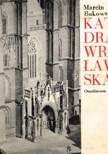 Okładka książki Katedra wrocławska