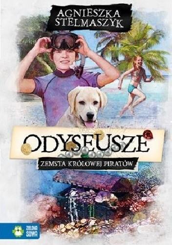 Okładka książki Odyseusze. Zemsta Królowej Piratów