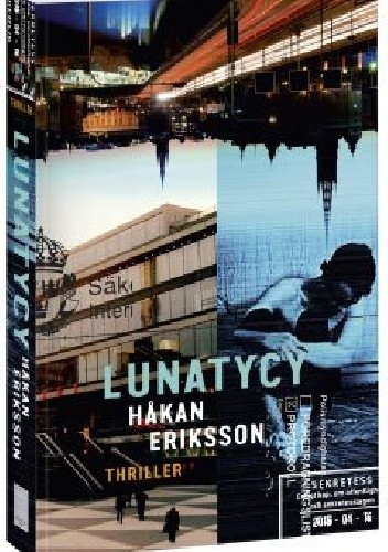 Okładka książki Lunatycy