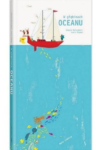 Okładka książki W głębinach oceanu (pop-up)