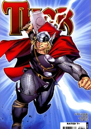 Okładka książki Thor #6