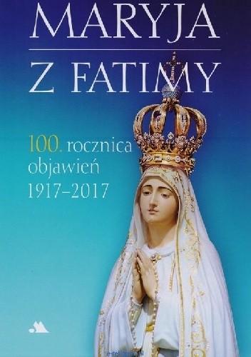 Okładka książki Maryja z Fatimy